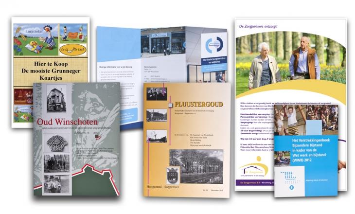 Druk & print reclamedrukwerk